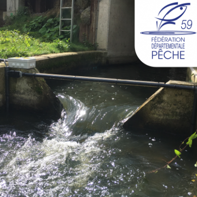 New PIT-tagging Project as Part of a Fish Pass Efficiency Study (2018-06-01)